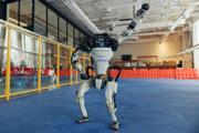 Tanečné číslo robota Atlas