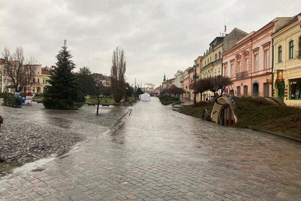 Mesto Prešov na Silvestra 2020.