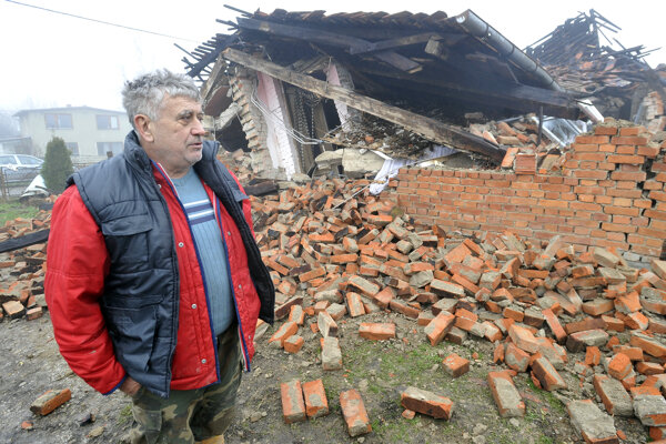 V utorok zasiahlo Chorvátsko silné zemetrasenie, odvtedy ho nasledujú viaceré dotrasy.
