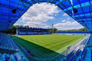 Štadión FC Nitra.