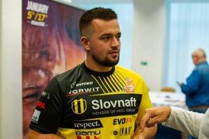 Erik Vlčák je nováčikom na Rely Dakar.