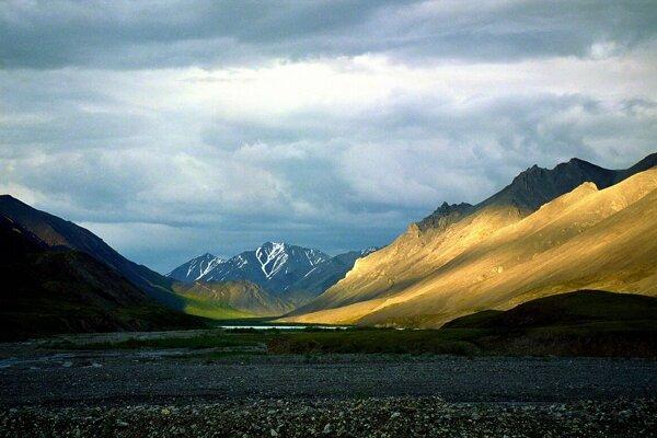 Aljašská Arktická národná prírodná rezervácia.
