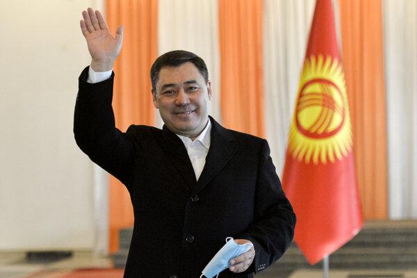 Sadyr Žaparov.