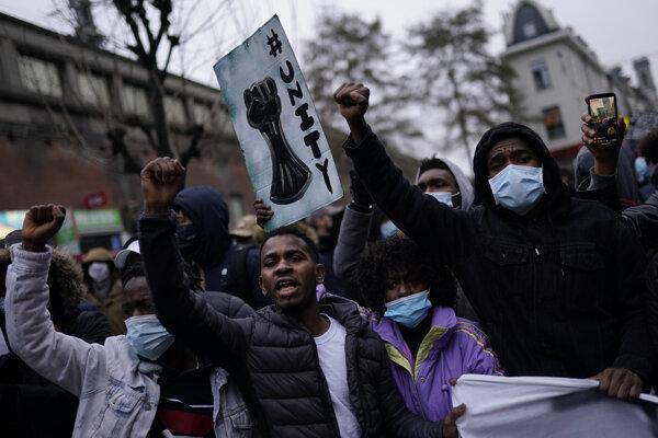V Belgicku začali protesty