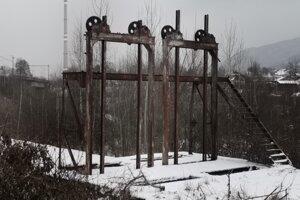 Jeden z posledných zachovalých industriálnych prvkov v meste.