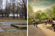 Park medzi ulicami Vlada Clementisa a Levočská prejde obnovou. Pribudnúť má námestíčko aj športové plochy.