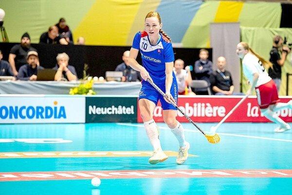 Denisa Ferenčíková má radosť, že sa v Česku opäť rozbehnú súťaže.
