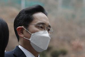 Zástupca riaditeľa a dedič spoločnosti Samsung I Če-jong.
