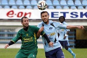 Viktor Kráľ prispel dvoma gólmi k víťazstvu rezervy FC Nitra nad Topoľníkmi 4:0.