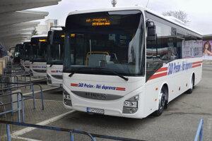 Autobusy SAD Prešov, Eurobusu a SAD Poprad budú aj naďalej jazdiť po obchvate.