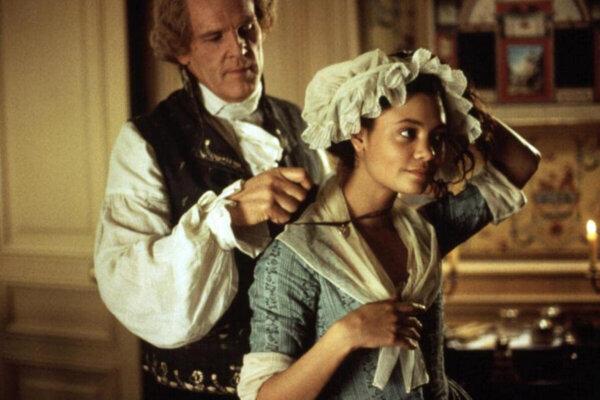 Z filmu Jefferson v Paríži, 1995