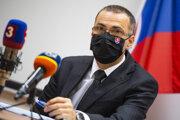 Generálny prokurátor Maroš Žilinka.