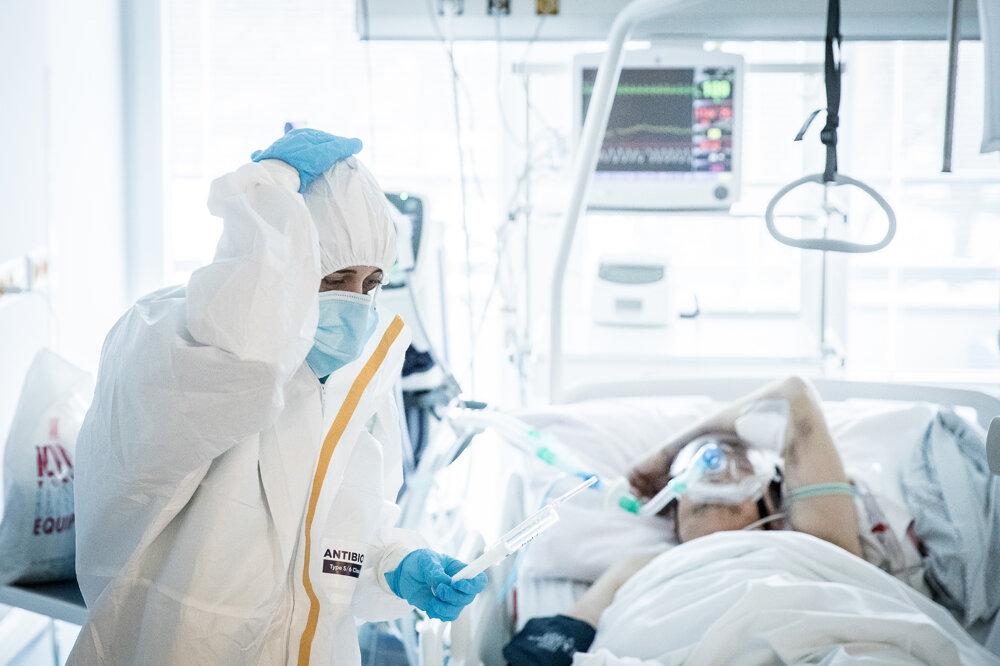 Pacienti na OAIM si vyžadujú nepretržitú starostlivosť.