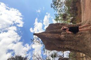 Národný park Litchfield - termitiská tu dokážu narásť do neuveriteľných rozmerov.