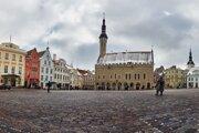 Tallinn (Estónsko).