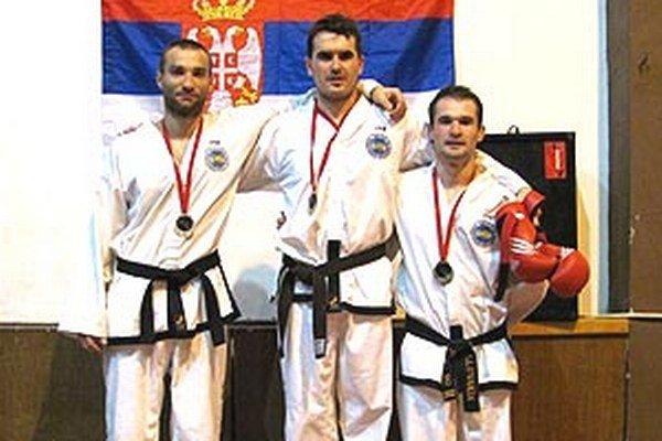 Nitrania súťažili aj v Srbsku.