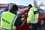 Vodič ukázal policajtom SMS-ku.