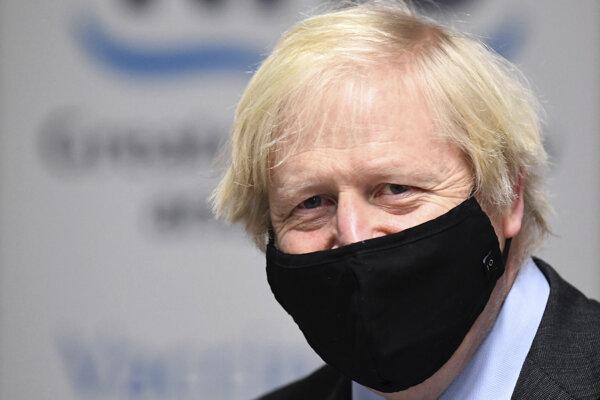 Johnson počas návštevy Škótska odmietol nové referendum o nezávislosti.