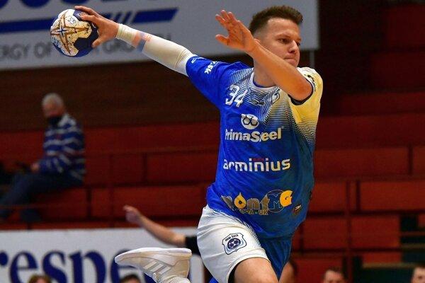 Daniel Polák, 20-ročná stredná spojka, dosiahol až 11 gólov.