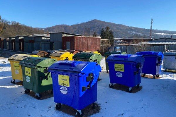 Do zberného dvora v Hnúši, môžu občania nosiť viacero druhov odpadu.