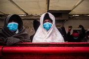 Európsky migranti na ceste do Sicílie