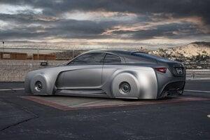 Rolls-Royce Wraith od West Coast Customs pre Justina Biebera.