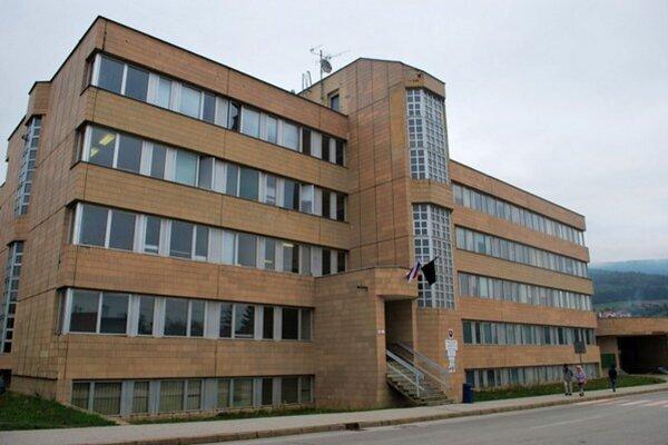 Okresný úrad v Rožňave.