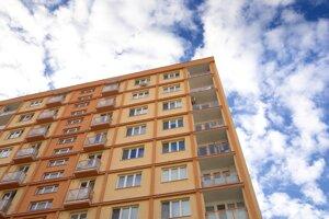 Ceny bývania v posledných rokoch rastú.