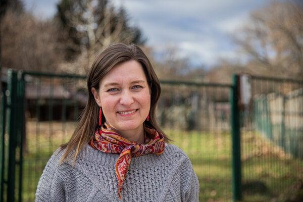 Nová riaditeľka Zoo Bratislava Júlia Hanuliaková
