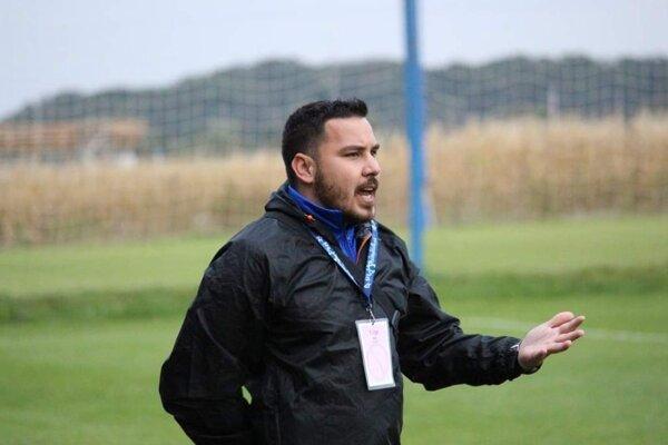 Lukáš Luknár je ambicióznym trénerom.