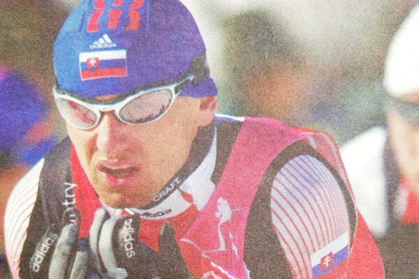Martin Bajčičák zo Zákamenného by patril medzi naše najväčšie tromfy na medailu.