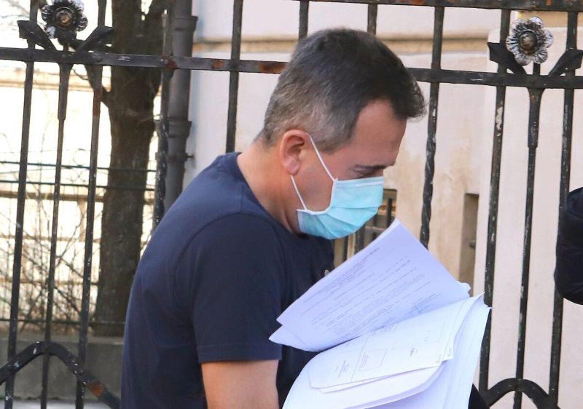 Rozhoduje sa o predĺžení väzby sudcovi Molnárovi z akcie Búrka - SME
