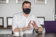 Nový špeciálny prokurátor Daniel Lipšic.
