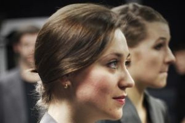 Andrea Ballayová v úspešnom študentskom predstavení Ja hrdina.