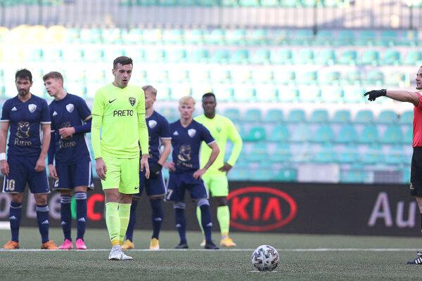 Samuel Farský (v žltom) pôsobí v MŠK Žilina už viac ako 6 rokov.