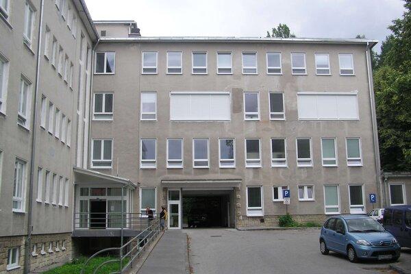 Myjavská nemocnica