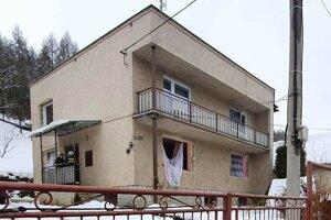 V rodinnom dome v Gregorovciach vybuchol plyn.