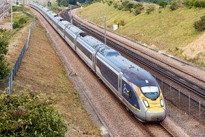 10. Eurostar e320.