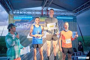 Martin Rusina (v strede) zbieral minulý rok jeden úspech za druhým.