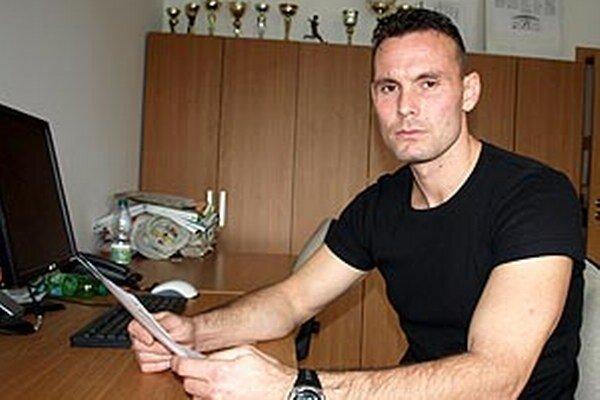 Dôveru zložiť oblastný výber dostal Dalibor Repa.