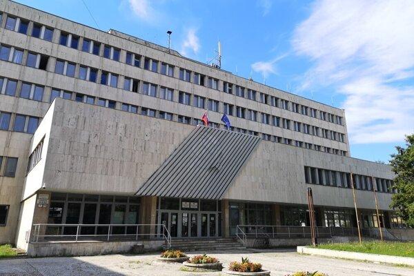 Okresný úrad Prešov.