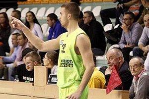 Juraj Šimočík hral ešte pred tromi týždňami v Nitre v drese Levíc.