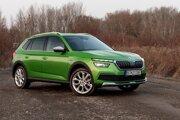 Škoda Kamiq Scoutline