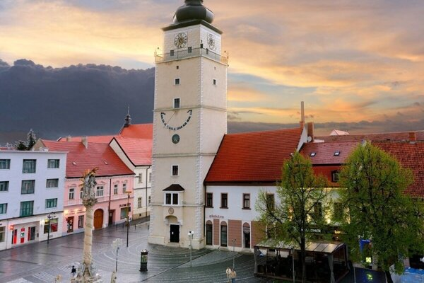 Mestská veža v Trnave