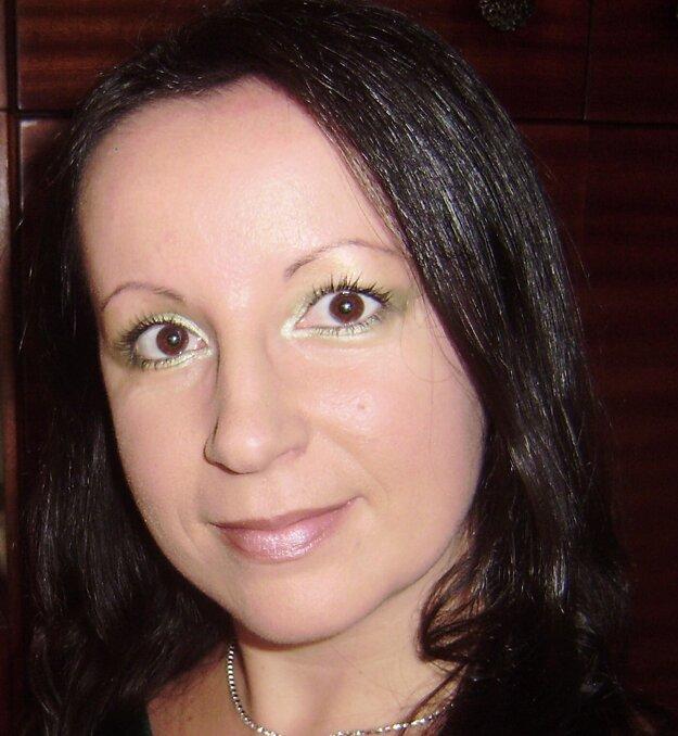 Zuzana Šmahajčíková,učiteľka angličtiny vZŠ A. Dubčeka
