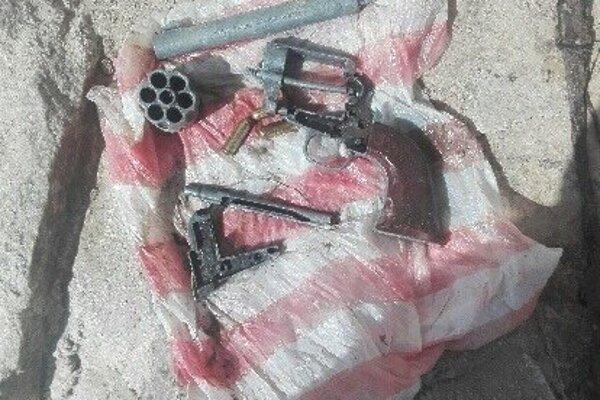 V rieke Nitra našli zbraň i náboje.