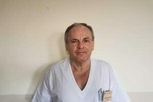 Primár ORL oddelenia v Nemocnici spoliklinikou vPrievidzi so sídlom vBojniciach Jozef Beňo.
