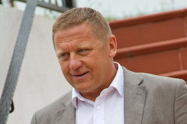 Predseda Liptovského futbalového zväzu Igor Repa.