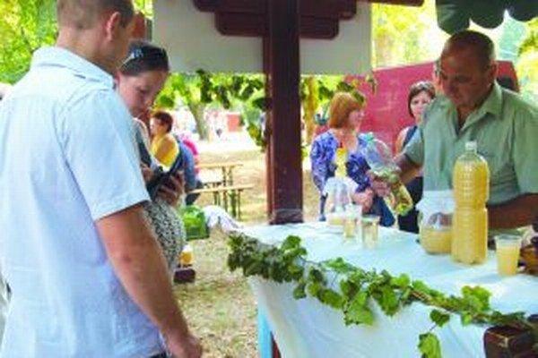 Tradičné vinobranie bude v nedeľu 8. septembra v  parku na Sihoti.