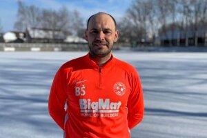 Tréner Boris Šefčík